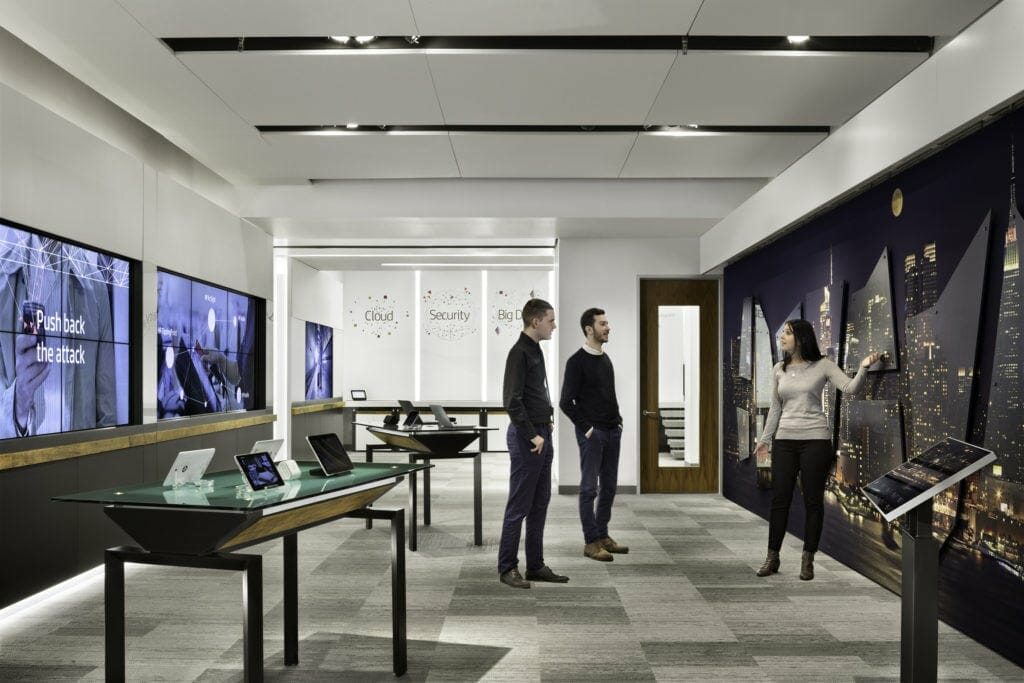 Hewlett-Packard Experience Center
