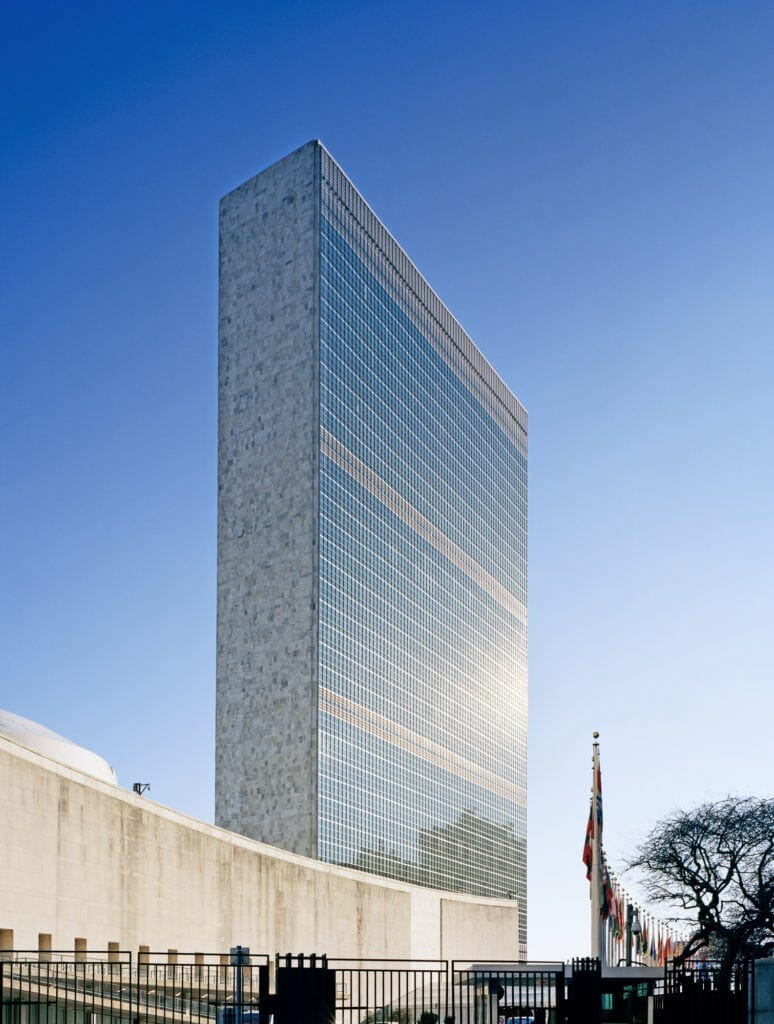 United Nations Capital Master Plan (CMP) Renovation