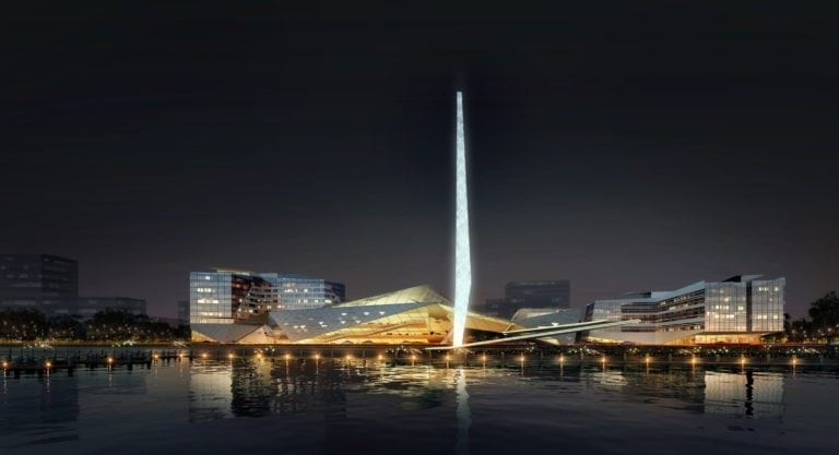 Shanghai Lingang International Convention Center