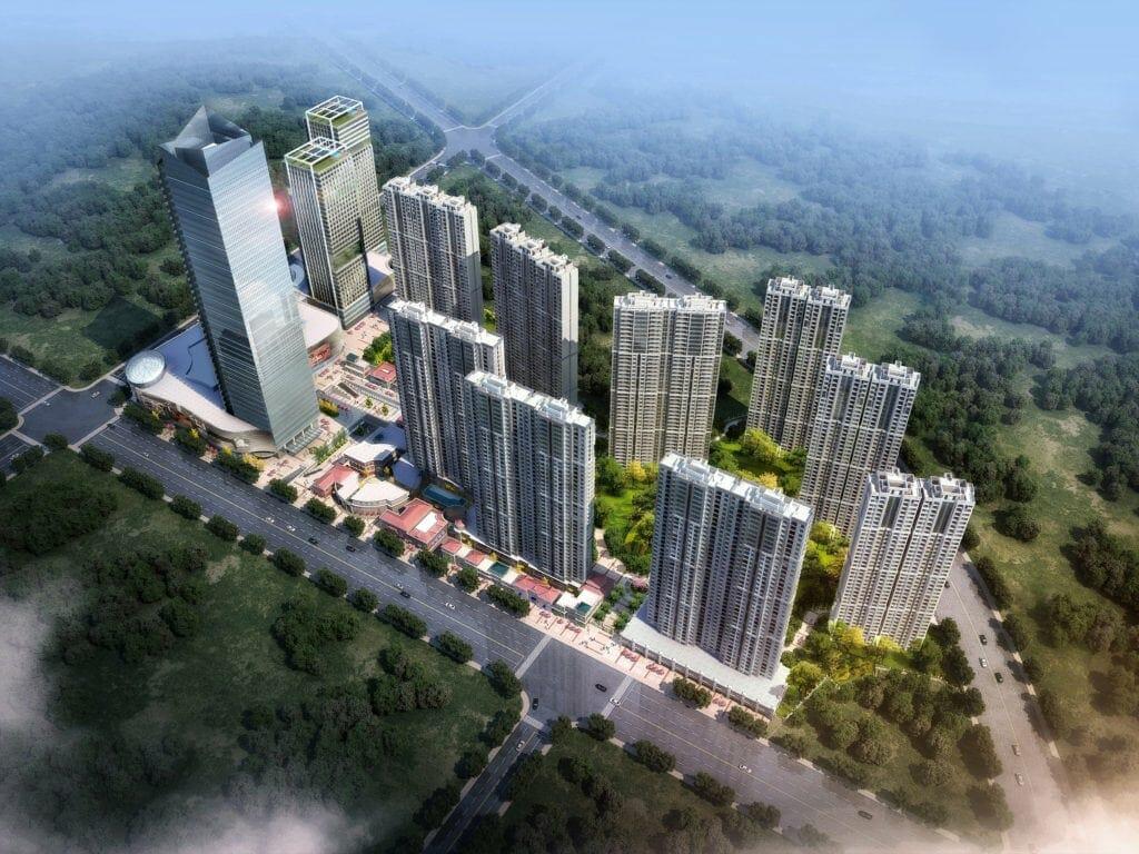 Lanzhou Anning Complex