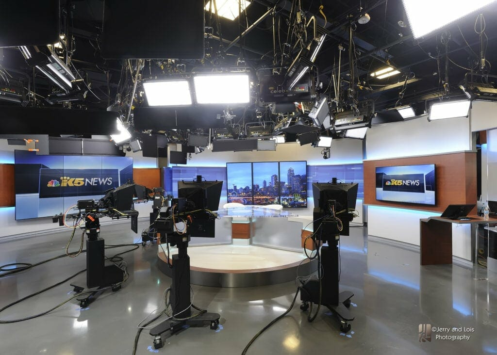 King 5 Broadcast Facility