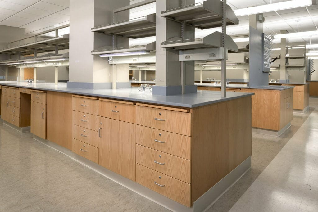 Columbia University Lasker Lab