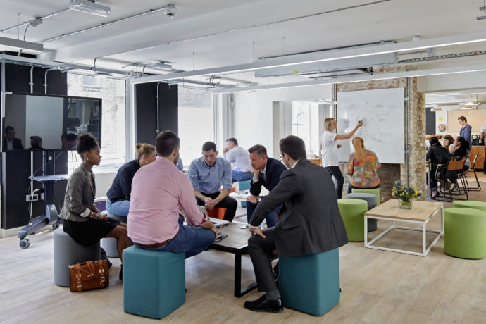 The Thriving Workplace and the Language of Abundance in Workplace Design