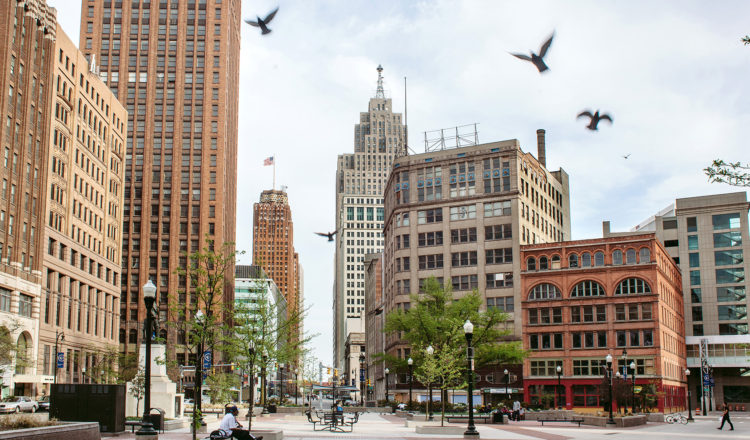 HLW Shares Adaptive Re-Use Trends at CoreNet Detroit