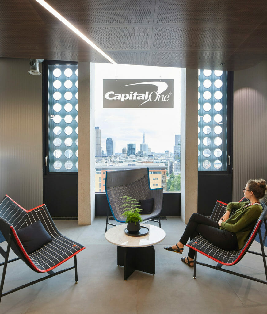 Capital One London