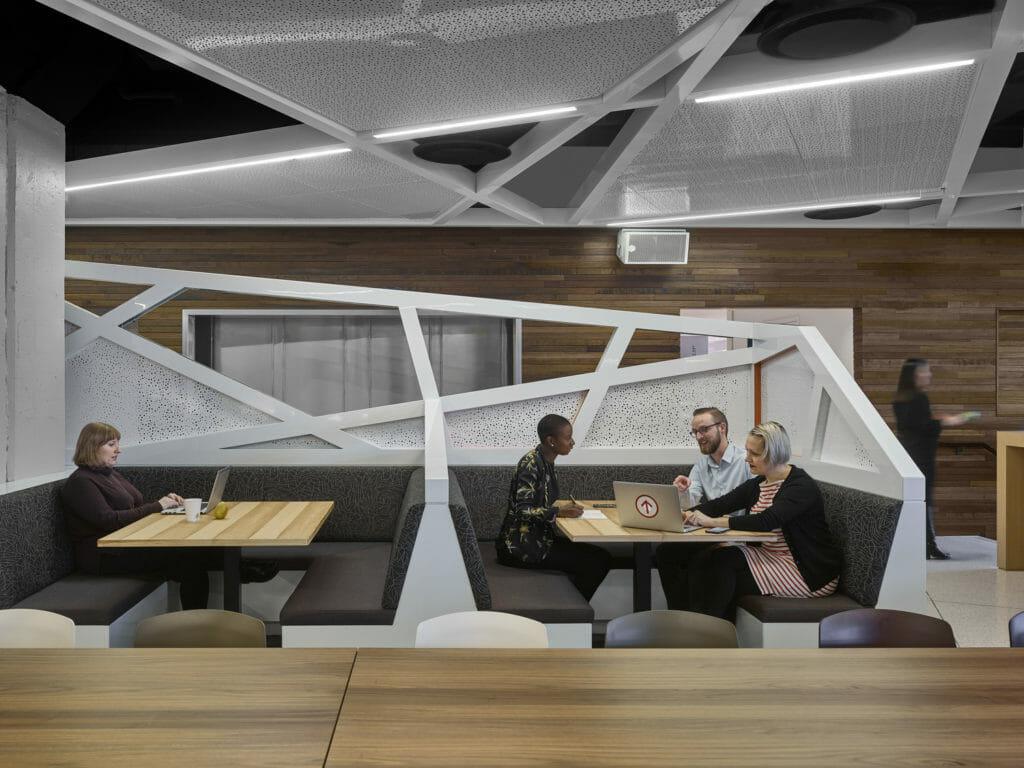 Google 111 Eighth Ave Hemispheres Cafe