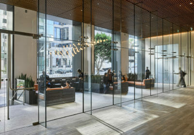 915 Wilshire Wins Contract Interiors Award