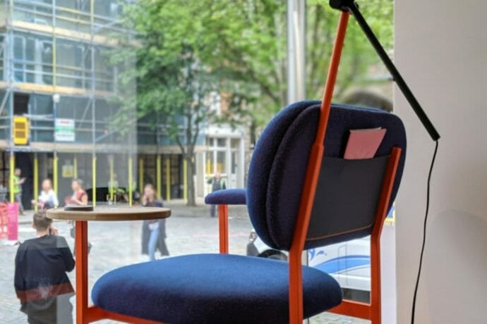 Winning Design for Loop Chair Adaptation Competition