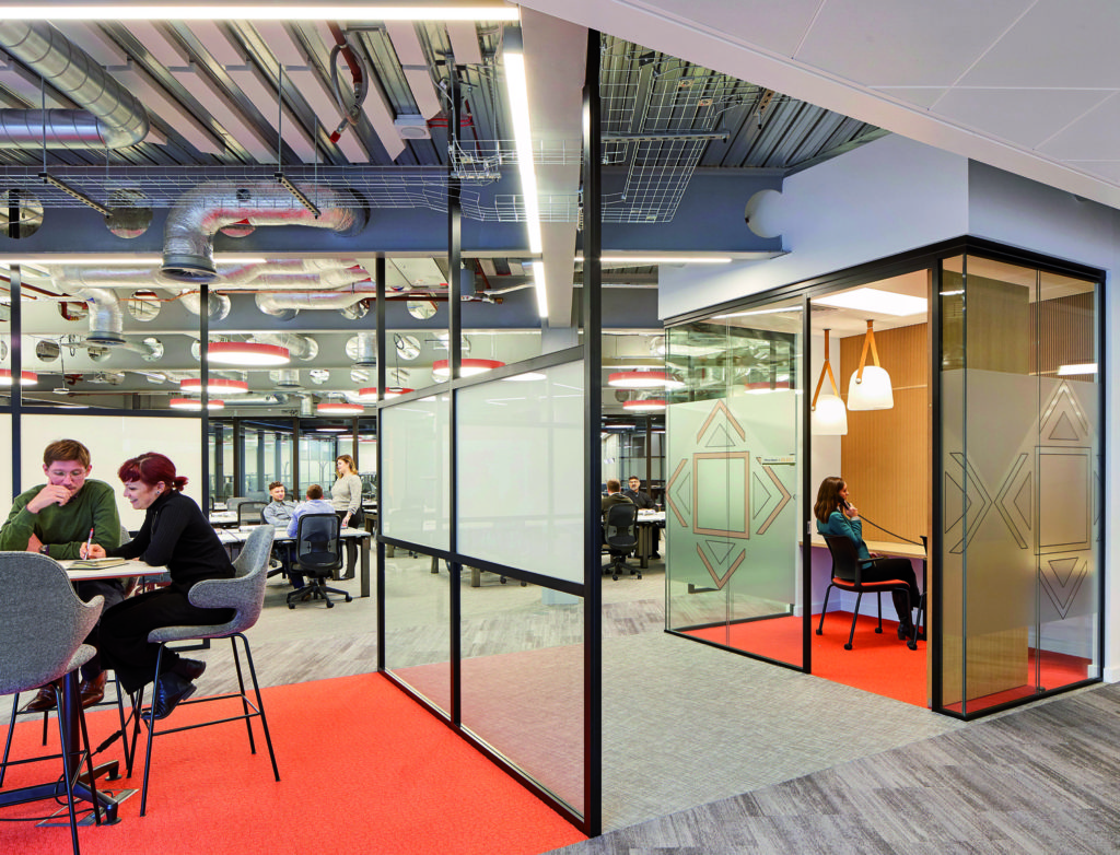 Pros and Cons of the Open Office – HLW