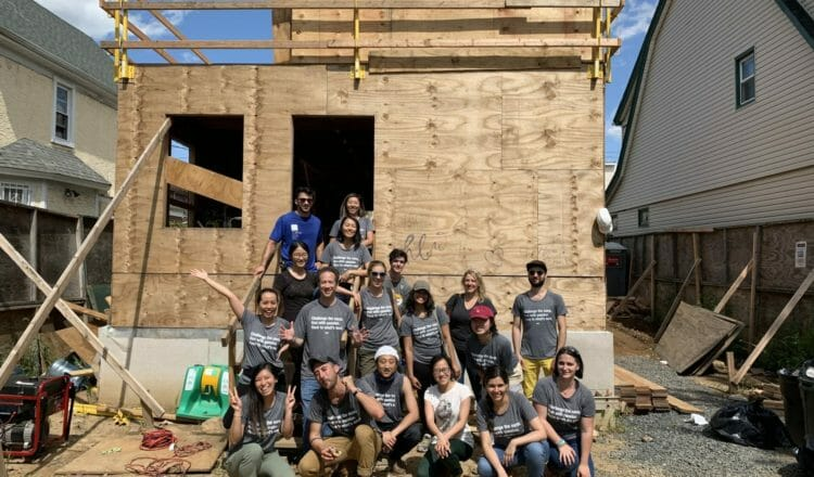 HLW Participates in Habitat for Humanity