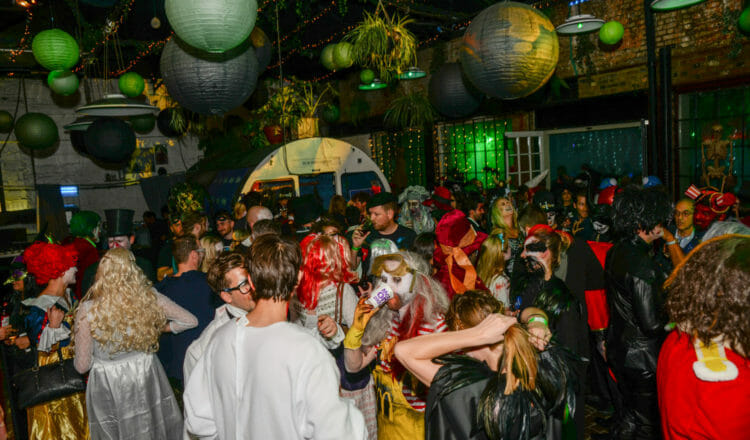 The London HLWeen Party 2019