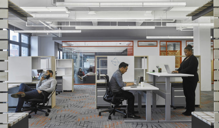 Space for All: Equity in the Workplace